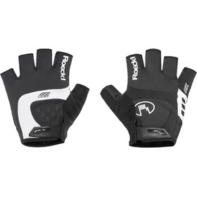 Roeckl Idegawa Gants, black/white